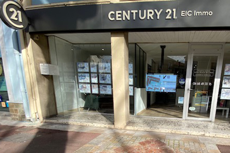 Agence immobilière CENTURY 21 EIC Immo, 11100 NARBONNE